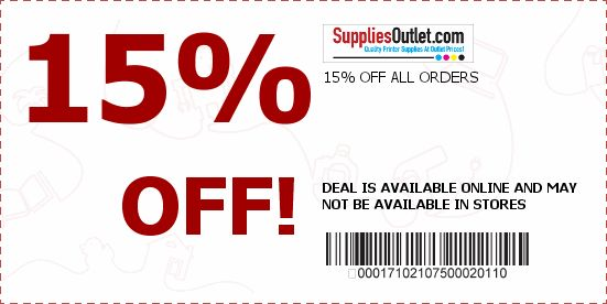 save 10% on supplies outlet - http://couponappa.com/supplies-outlet/