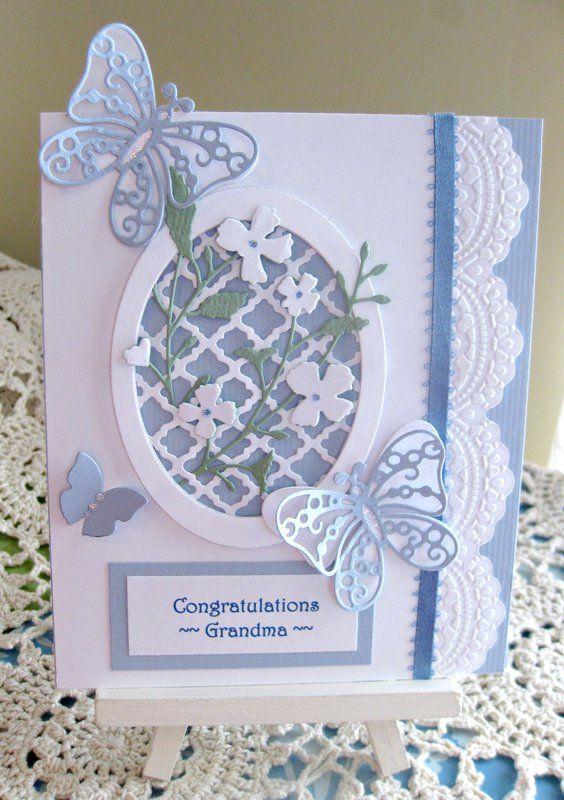 Congratulations New Grandma - Scrapbook.com