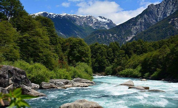 Rafting Through Patagonia in the Beautiful Futaleufu River :https://www.alwaysonthewaytravel.com/2017/11/29/rafting-in-futaleufu-river/