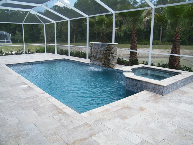 Swimming pool tampa tampa pool builder brandon for Pool design tampa florida
