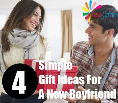 4 Simple Gift Ideas For A New Boyfriend