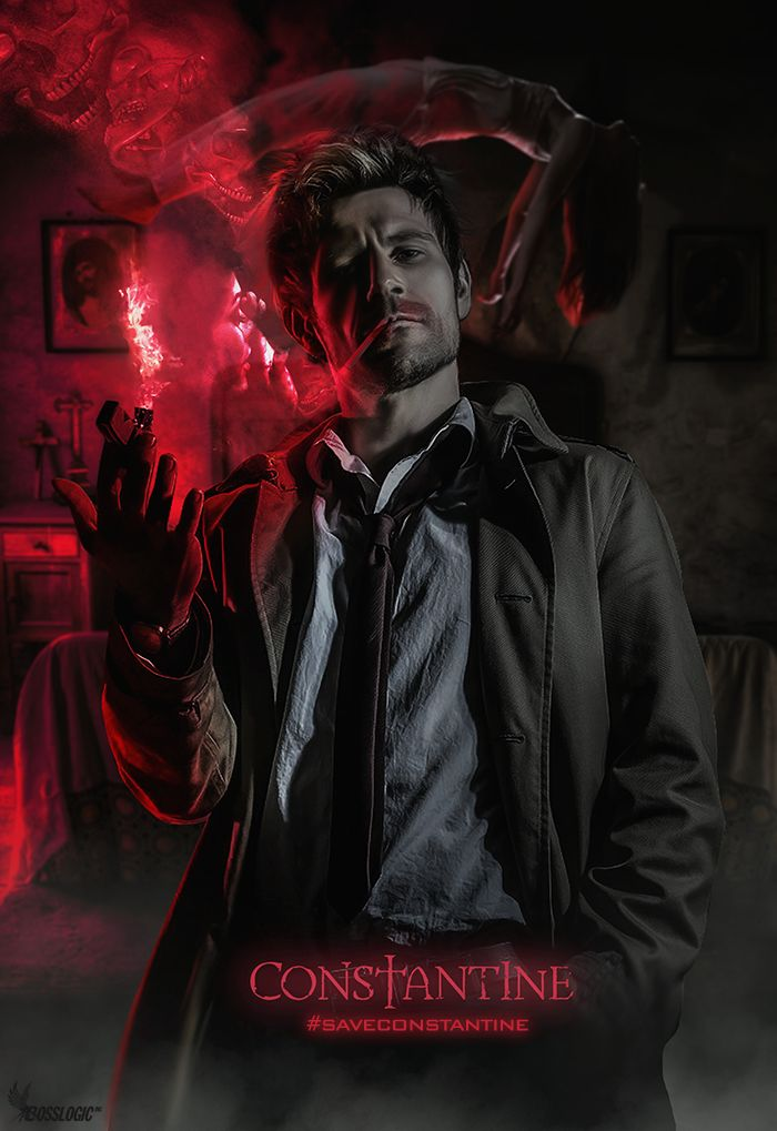 Save Constantine, Save the Best fcking son of a bitch, and expert arcane wizard…