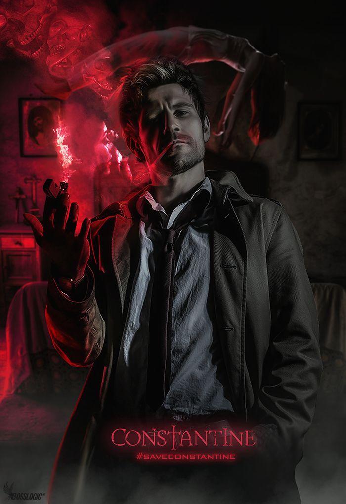 Save Constantine by Bosslogix.deviantart.com on @deviantART