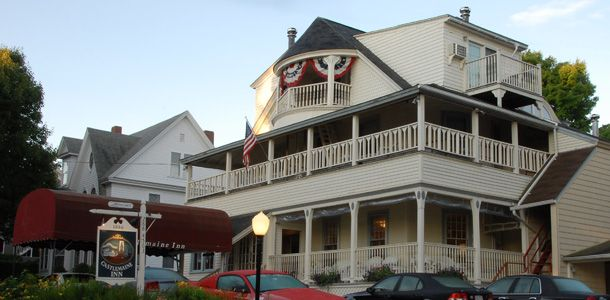 Best Bed And Breakfast In Virginia Waterfront Winter