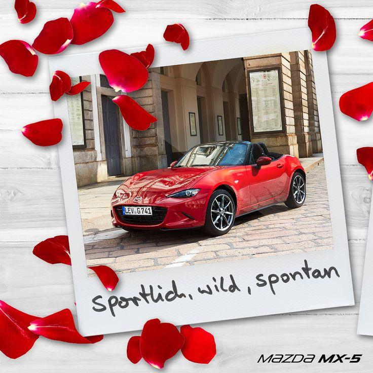 """488 aprecieri, 8 comentarii - Mazda Deutschland (@mazda_de) pe Instagram: """"Finde Dein perfektes Valentinsdate und treffe Deinen Favoriten auf eine Probefahrt bei Deinem Mazda…"""""""
