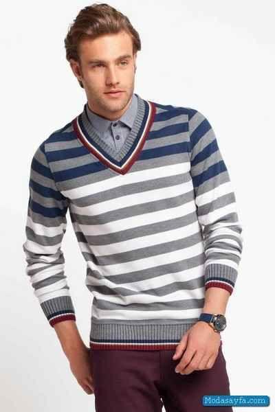 nice 2015 Erkek sweatshirt modelleri