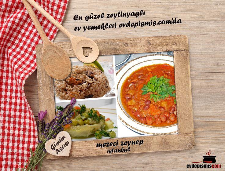 İstanbul'daki Profesyonel Aşçı'larımızdan Mezeci Zeynep. Zeytinyağlılar ve Mezeler başta olmak üzere, Et Yemekleri de içeren menüsü ile ev yemeği sevenleri bekliyor.