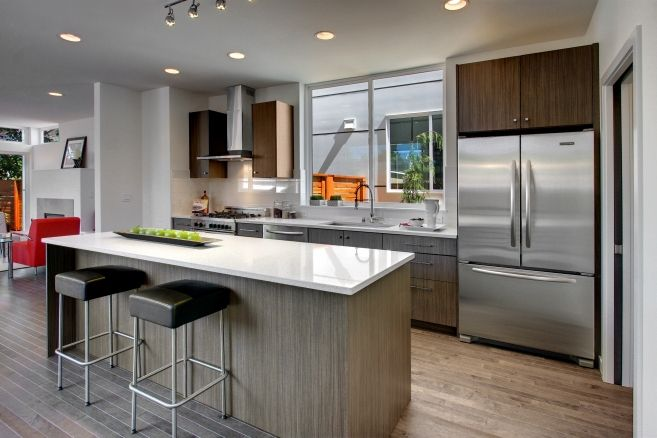 Isola Homes | Recently Sold Home | Seattle WA | Columbia City | Sleek and Modern in Columbia City