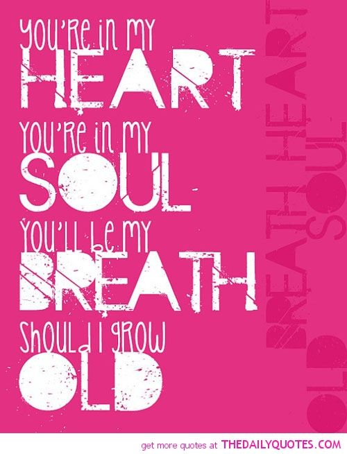 Song Lyrics | #LoveQuote #RodStewart #love