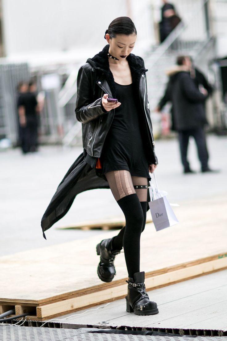 Model Street Style : Sora Choi