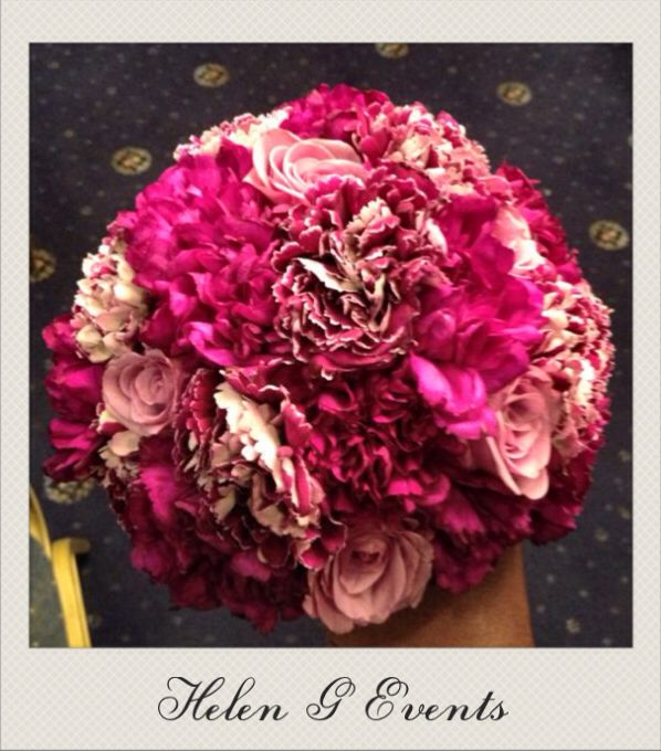 Wedding Bouquets Jamaica : Best images about pink themed wedding on