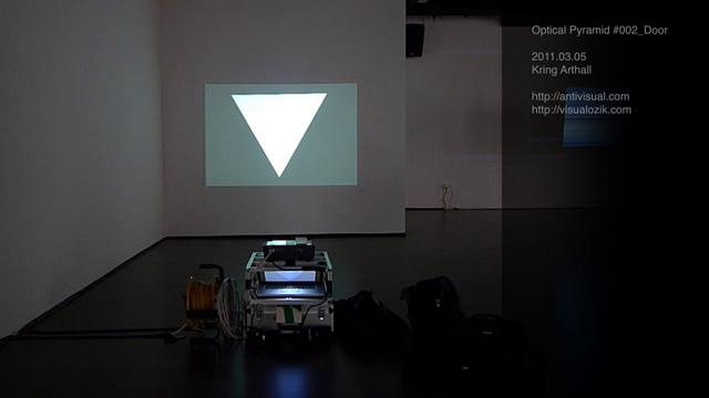 2011.03.05_OpticalPyramid_#002_Door on Vimeo