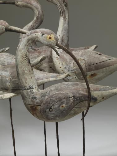 Best images about birds decoys folk art carvings on