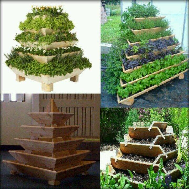 aquaponics gardening food pyramidspace savingherbs