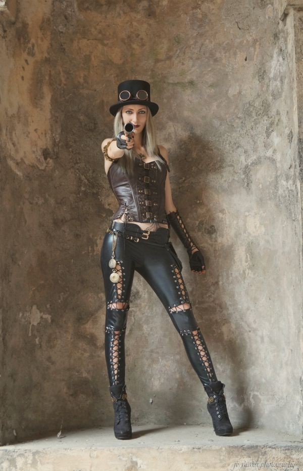 Steampunk by Vawen.deviantart.com on @DeviantArt