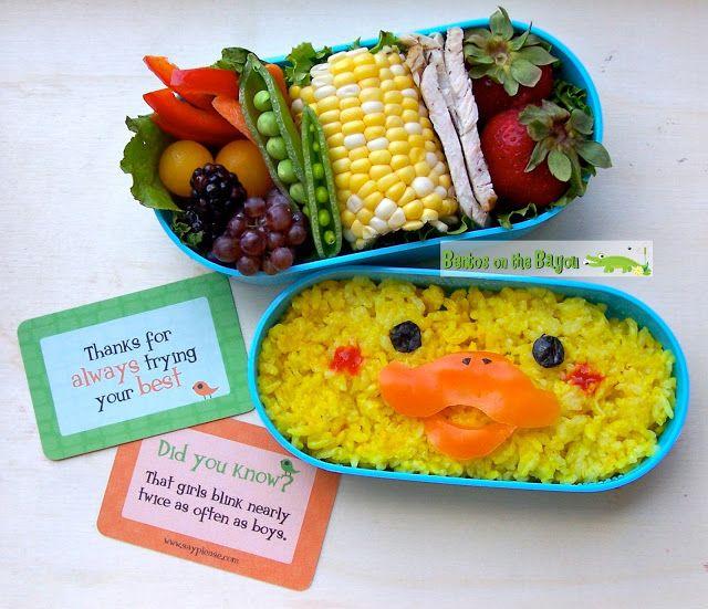 Ducky Bento