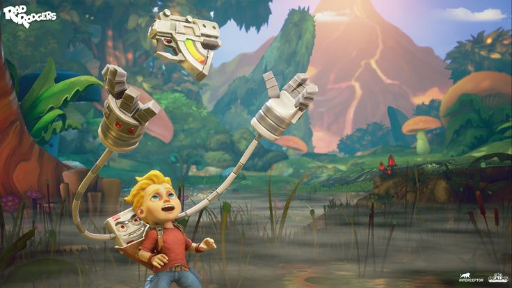 THQ Nordic acquire Rad Rodgers - Xbox One and PS4 development kicks on You may have heard of Rad Rodgers, after all, the 90's inspired platformer was recently financed on Kickstarter. Now though, THQ Nordic have picked up the baton, and an Xbox One and PS4 release is on the cards.  http://www.thexboxhub.com/thq-nordic-acquire-rad-rodgers-xbox-one-ps4-development-kicks/