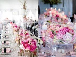 Çiçekli mekan süslemeleri  buket, gelin, dekorasyon
