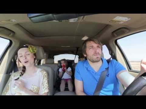 "Parents Masterfully Lip Sync Song from ""Frozen"". Daughter Ignores Them!"
