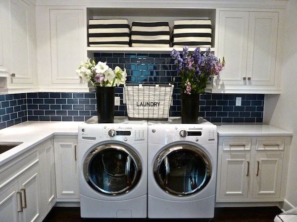We all have one, but how much thought did you give to yours when it came to decorating? Style & function go hand in hand.   http://www.thestyleproject.com.au/blog/laundry-loves/