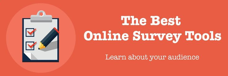 Best Online Survey Tools #marketers #digitalmarketing #tools #audience #survey #traffic #research elink.io/...
