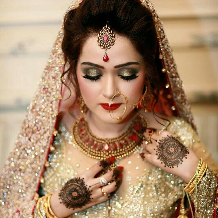 Full Bridal Makeup 2017 : Pin by FatmaAhsanSiddiqui on fatima siddiqui Pinterest