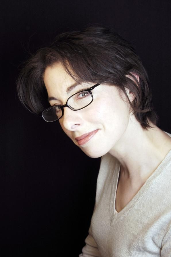 Sue Perkins- one of my favorite people!  I love how she just says what she thinks- she is hysterical!
