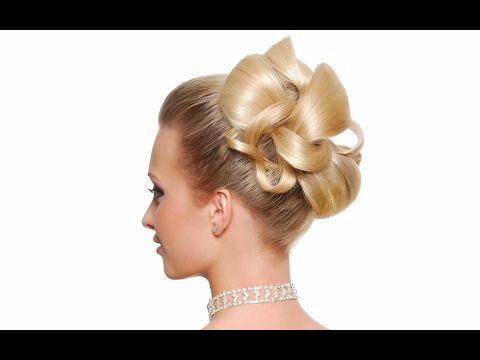 Hair Style At Home 2017! Natural Way to make Hair Puff Style at Home
