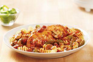 KRAFT RECIPE MAKERS Chicken Cacciatore Recipe - Kraft Recipes