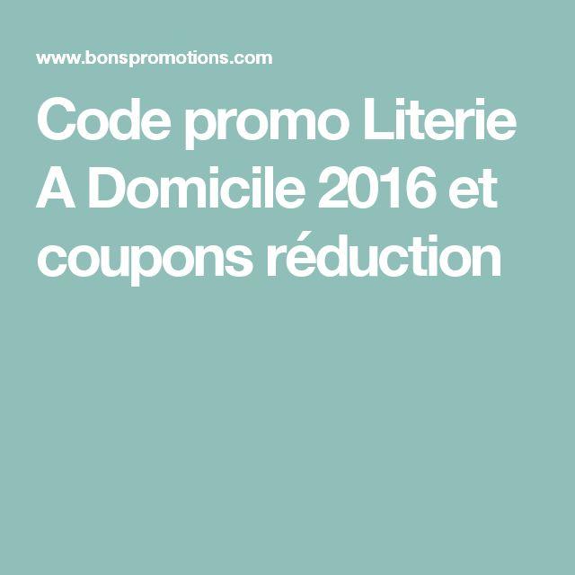 Code promo Literie A Domicile 2016 et coupons réduction