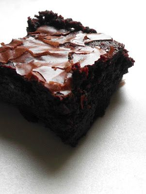 Peprmintové brownies