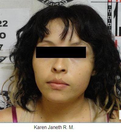 Mujer es procesada por narcomenudeo; Fue detenida en posesión de cristal y una pistola calibre .22 | El Puntero