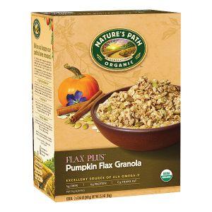 Pumpkin Flax Plus® Granola | Nature's Path