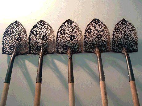 Металлическое кружево - Ярмарка Мастеров - ручная работа, handmade