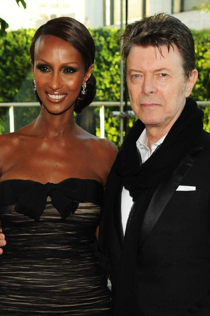 Iman, David Bowie's Wife: 5 Fast Facts You Need to Know Published 3:11 am EST, January 11, 2016 Updated 2:08 pm EST, January 11, 2016
