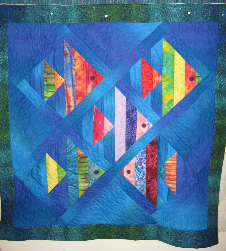 Best 25+ Fish quilt ideas on Pinterest | Fish quilt pattern, Baby ... : fish quilt - Adamdwight.com