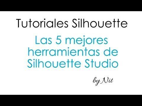 Tutorial Imprimir y Cortar con Silhouette Studio V3 (Español) - YouTube