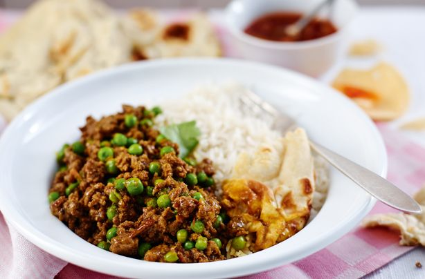 Lamb keema curry will keep you from reaching for that takeaway menu every time you feel tempted - it's so quick and easy to make and it's much lower in fat than a ready meal. At 98p per serving, you'll save loads of money too which makes it even more dreamy. If you love hot food, then you can easily make it as spicy as you want it by adding extra chilli, or if you're cooking for little ones then you can cut it out entirely if you want to be on the safe side!