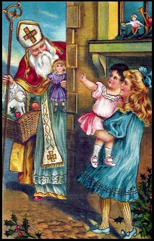 Saint Nicholas Day: All About Saint Nicholas Day