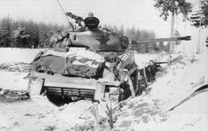 Battle of the Bulge 4th Armored Division