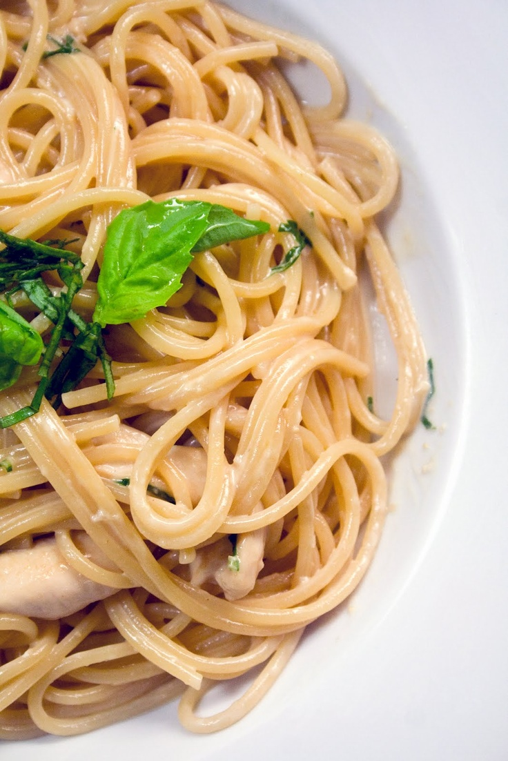 Dorky Cooking: Spaghetti with Miso Cream Sauce
