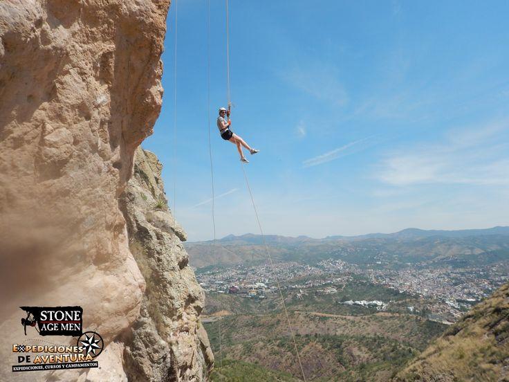 En #Guanajuato disfrutamos de la aventura