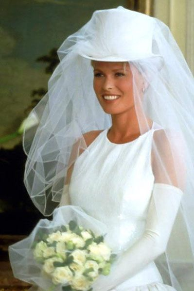 Vendela K. Thomessen as Bridal Gown Model - The Parent Trap