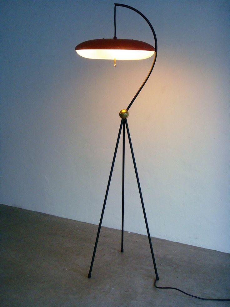 Lampe Stilnovo, 1950