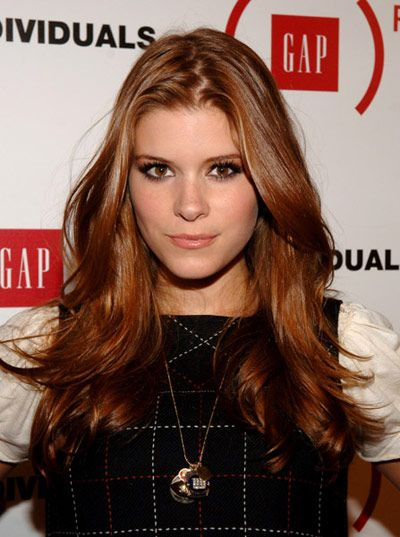 Kate Mara - love the hair