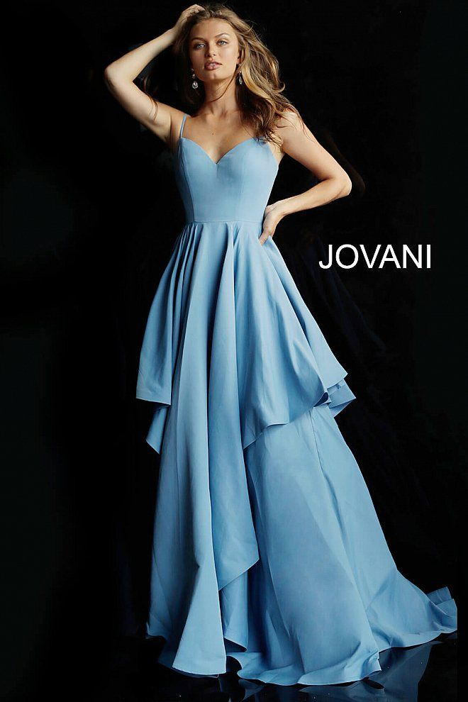 53fae3d5566 Pin by Exclusively You Bridal   Formal Wear on Jovani Prom 2019 in 2018