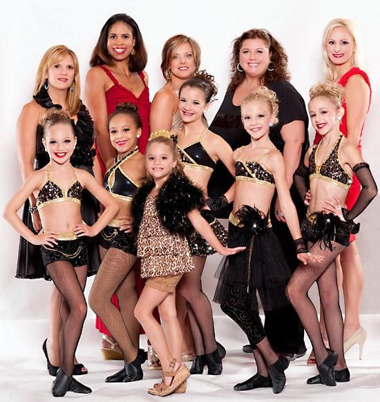 DANCE MOMS, these ladies are crazy.