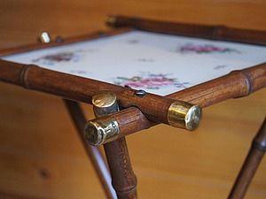 Реставрация бамбука - Ярмарка Мастеров - ручная работа, handmade