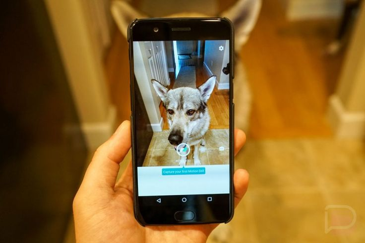 Google Motion Stills yaklaşık bir yıl önce IOS işletim sisteminde piyasaya sürülmüştü. Uygulama artık Android işletim sistemlerinde de kullanabiliyor.