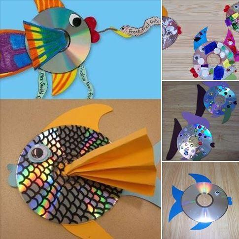 Het mooiste visje van de zee - zie de Activitheek van www.doenkids.nl